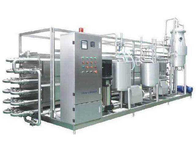 上海管式杀菌机