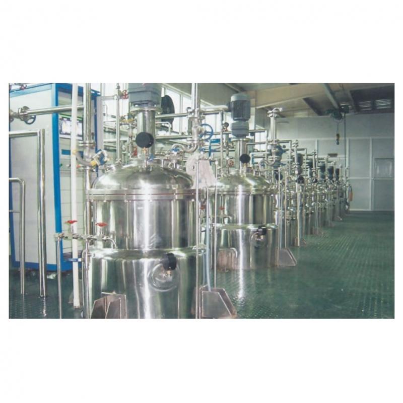 饮品生产线